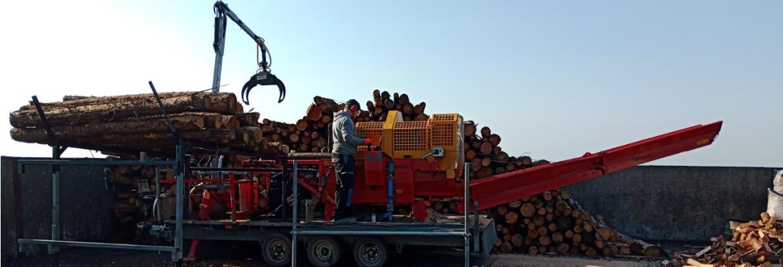 UK Firewood Processing
